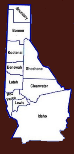 Idaho Maps Series: Idaho Panhandle Counties - The IDGenWeb ... on georgia counties map with cities, idaho medicaid regions map, tennessee counties map with cities, idaho highway map, nc counties map with cities, ohio counties map with cities, missouri counties map with cities, virginia counties map with cities, maryland counties map with cities, kentucky counties map with cities, oregon counties map with cities, oklahoma counties map with cities, indiana counties map with cities, all idaho cities, colorado counties map with cities, california counties map with cities, pa counties map with cities, michigan counties map with cities, alabama counties map with cities, florida counties map with cities,